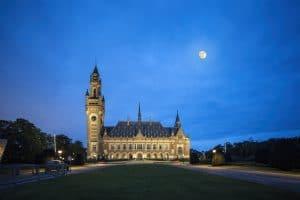 Studienreise nach Den Haag